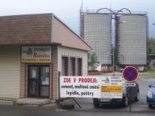 Palkovice - Prodejna